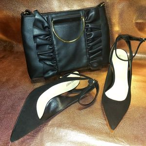 X-ilerating Black Anklets
